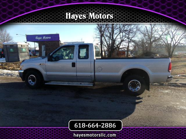 2002 Ford F-350 SD XL SuperCab 2WD