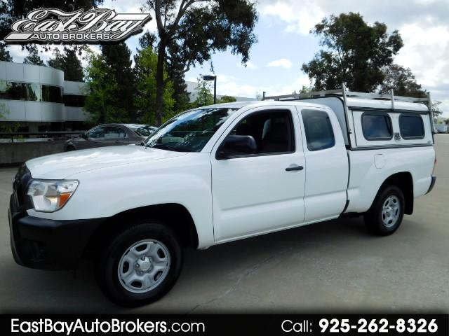 2014 Toyota Tacoma Access Cab I4 4AT 2WD