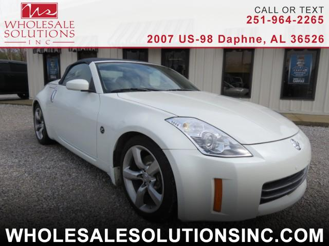 2006 Nissan 350Z 2dr Roadster Touring Manual