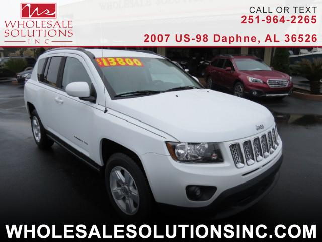 2016 Jeep Compass FWD 4dr Latitude