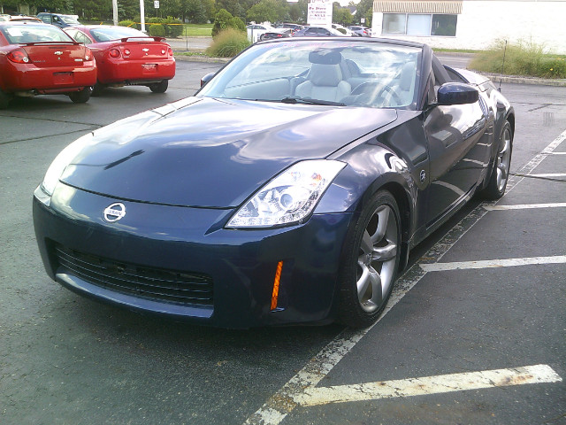 2007 Nissan 350Z Enthusiast Roadster