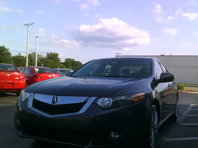 2009 Acura TSX 4dr Sdn AT