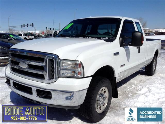 2005 Ford F250 XLT, Super cab 4 door, LONG BOX, 4X4