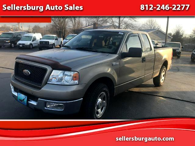 2005 Ford F-150 XLT SuperCab 2WD