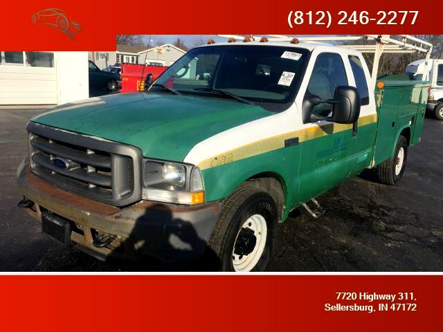 2002 Ford F-350 162 WB