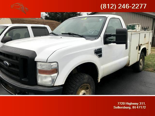 2009 Ford F-250 XL Pickup 2D 8 ft