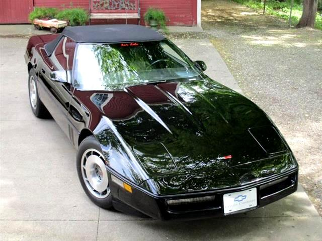 1987 Chevrolet Corvette 2dr Convertible