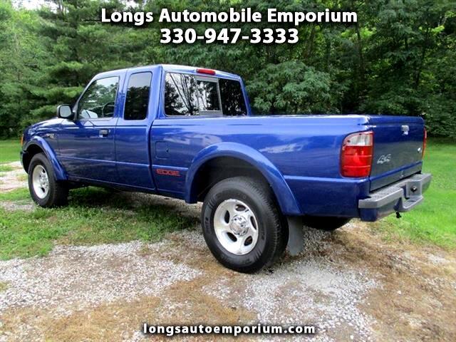 2003 Ford Ranger Edge 4WD