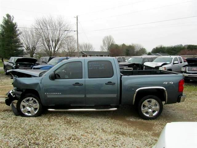 used 2009 chevrolet silverado 1500 ls crew cab 4wd for sale in south shore ky 41175 jim joe 39 s. Black Bedroom Furniture Sets. Home Design Ideas