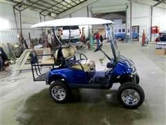 2011 EZ-GO Golf Cart