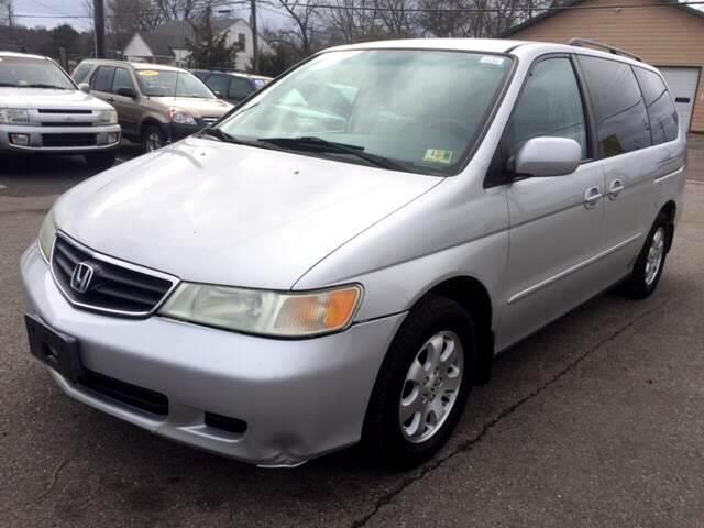 2004 Honda Odyssey EXL