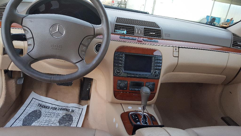 2005 Mercedes-Benz S 430 4MATIC