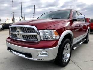 """2012 Dodge Ram 1500 4WD Crew Cab 140.5"""" Laramie"""