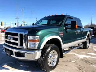 2008 Ford F-250 SD Lariat Crew Cab Short Bed 4WD