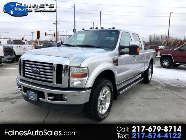 2010 Ford F-250 SD Lariat Crew Cab Short Bed 4WD