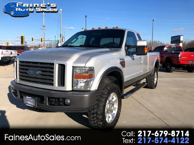 2008 Ford F-350 SD Lariat SuperCab Long Bed 4WD
