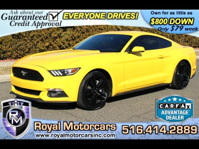 2015 Ford Mustang EcoBoost Coupe