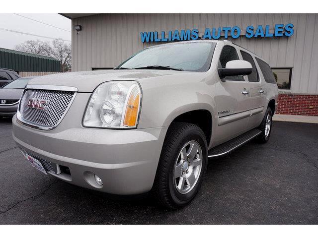 2007 GMC Yukon XL XL AWD