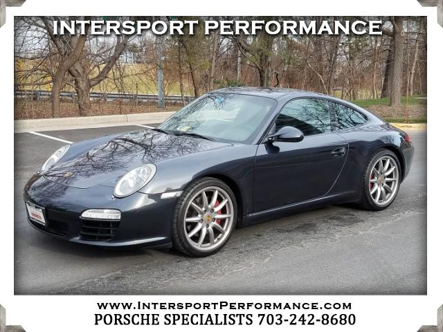 2010 Porsche 911 Carrera S Coupe
