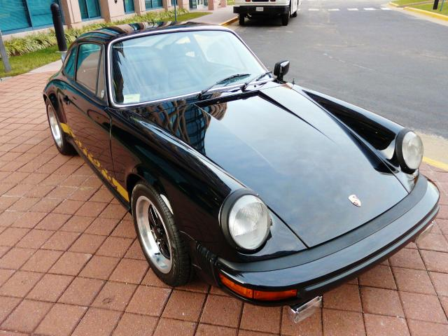 1974 Porsche 911 Carrera Coupe