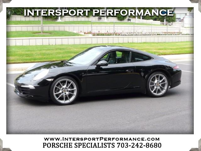 2013 Porsche 911 Carrera Coupe