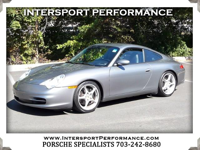 2003 Porsche 911 Carrera Coupe