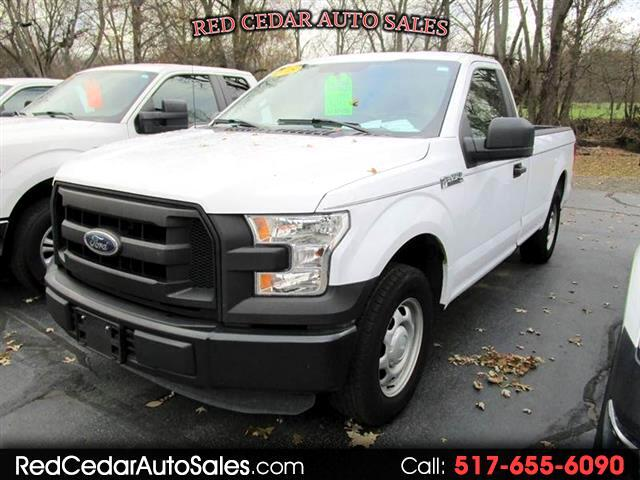 2015 Ford F-150 XL 8-ft. Bed 2WD