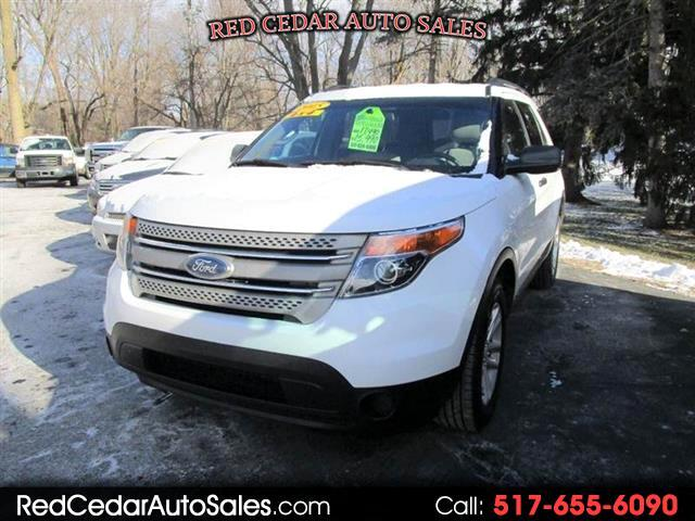 2015 Ford Explorer Base AWD