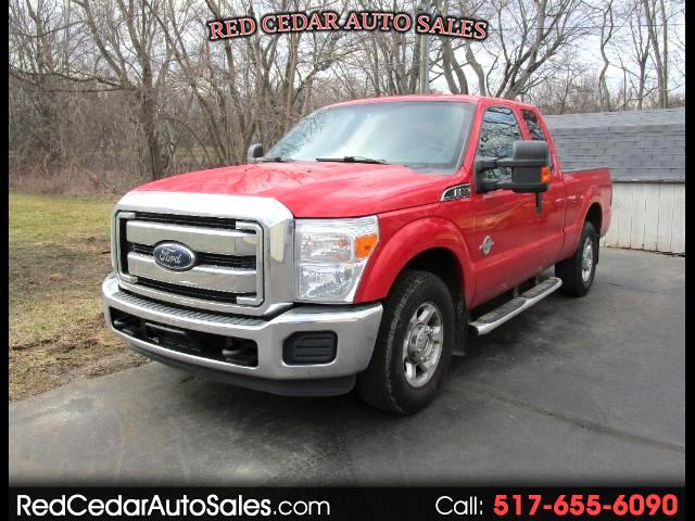 2013 Ford F-250 SD XLT SuperCab 2WD