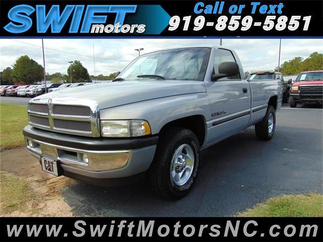 1999 Dodge Ram 1500 Reg. Cab Long Bed 2WD