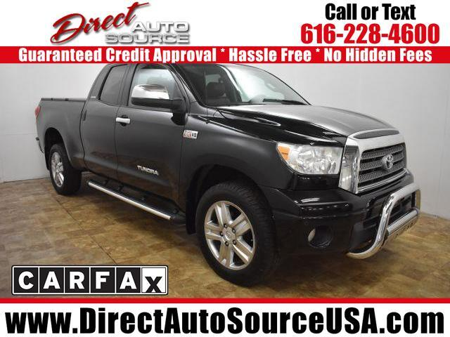 2009 Toyota Tundra Limited 5.7L Double Cab 4WD
