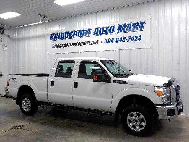 2016 Ford F-250 SD XL Crew Cab Short Bed 4WD