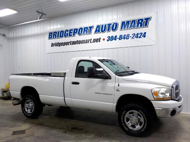 2006 Dodge Ram 2500 ST Long Bed 4WD