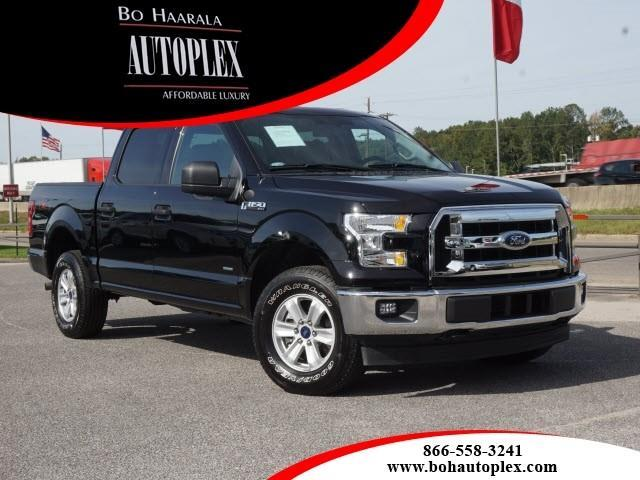 2017 Ford F-150 SUPERCREW 4WD XLT