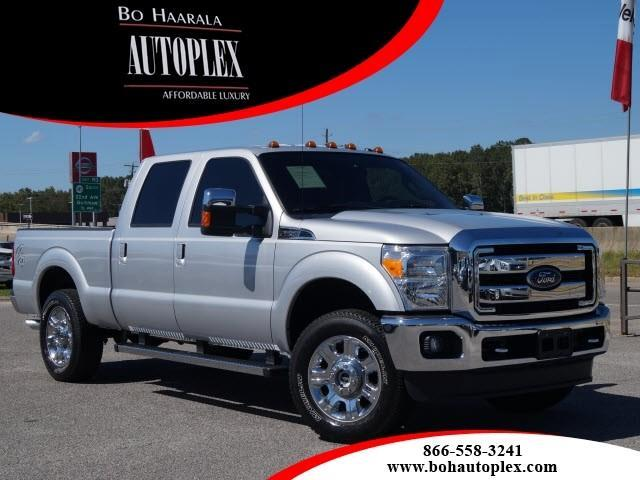 2015 Ford F-250 SD SUPERCREW LARIAT 4WD