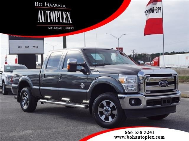 2016 Ford F-250 SD Crew Cab 4WD