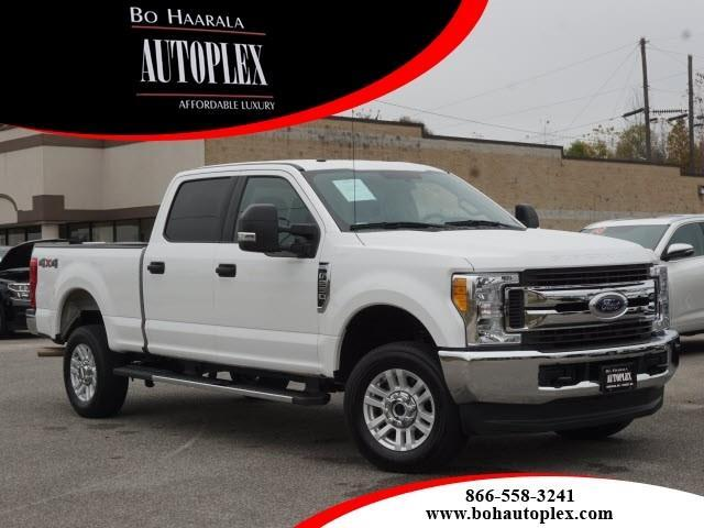 2017 Ford F-250 SD Crew Cab 4WD