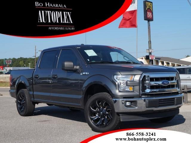 2017 Ford F-150 SUPERCREW  XLT 2WD