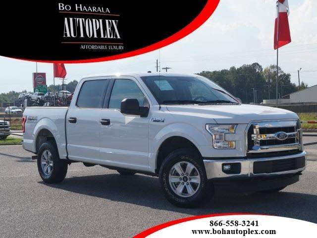 2017 Ford F-150 SUPERCREW XLT 4WD