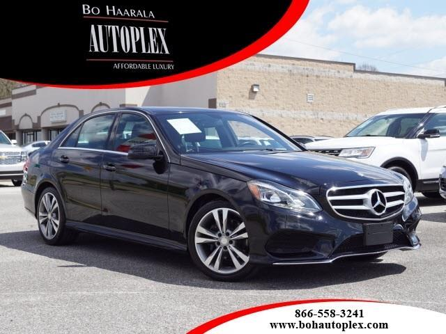 2015 Mercedes-Benz E-Class E350 Sport Sedan