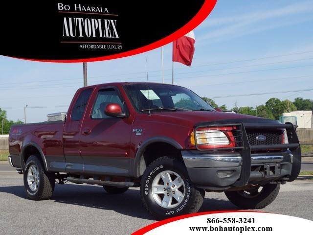 2002 Ford F-150 XLT FX4 4WD