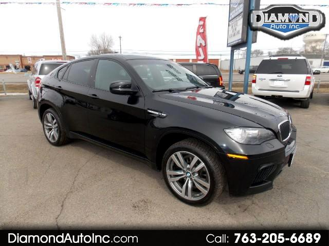 2010 BMW X6 M, 550 HP, NEW TIRES