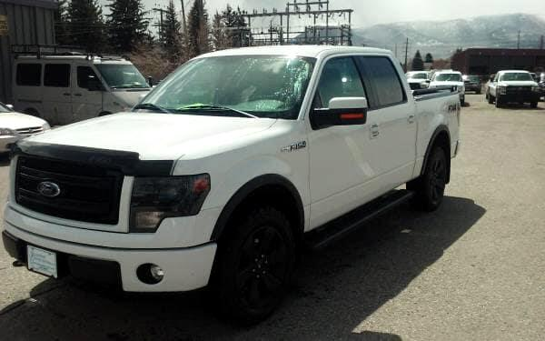2013 Ford 150 XLT SuperCrew 6.5-ft. Bed 4WD