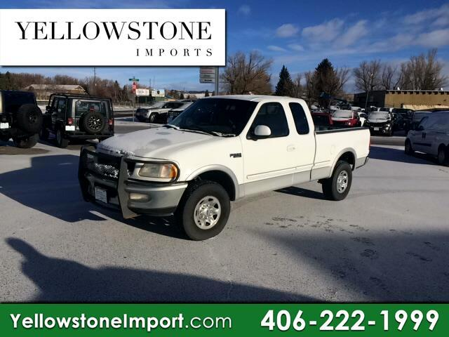 1997 Ford 250 LD SuperCab 4WD