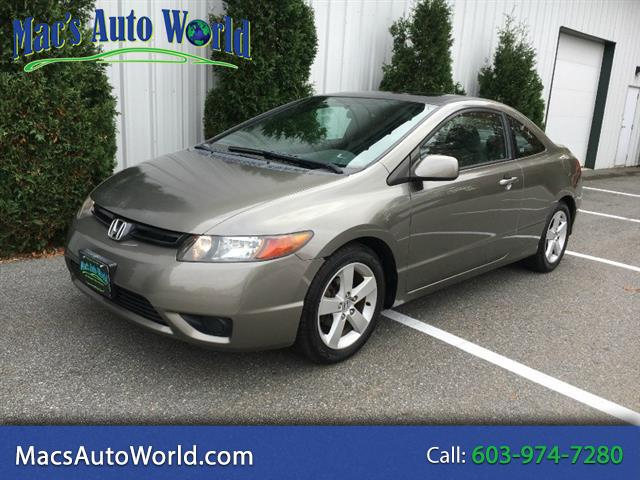 2006 Honda Civic EX Coupe 5-Speed MT
