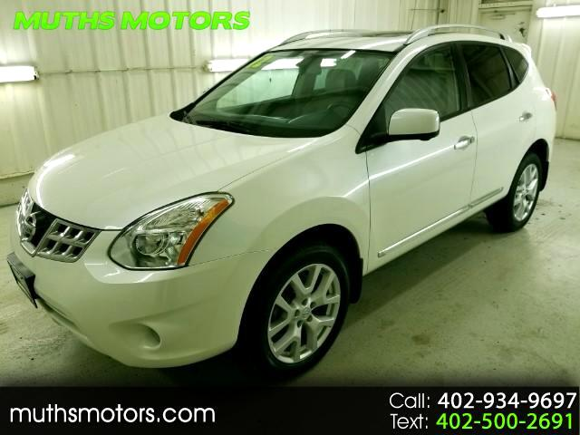2013 Nissan Rogue S AWD ***ONE OWNER-SUNROOF!!***