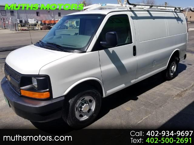 2012 Chevrolet Express 2500 Cargo ***ONE OWNER***
