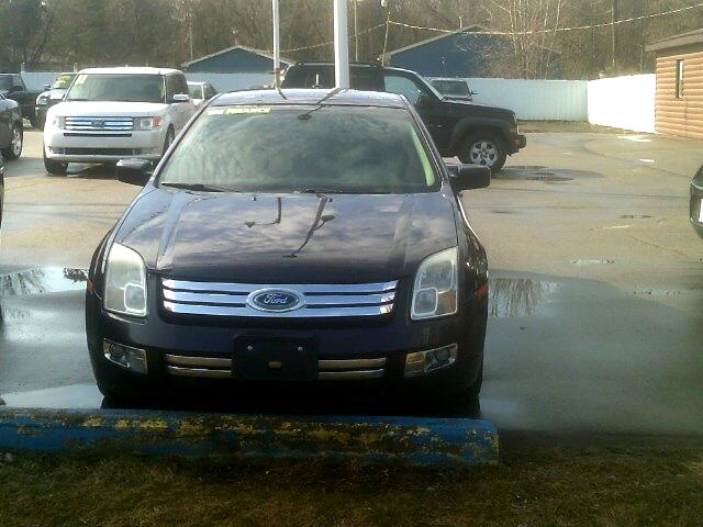 2007 Ford Fusion 4dr Sdn SEL FWD