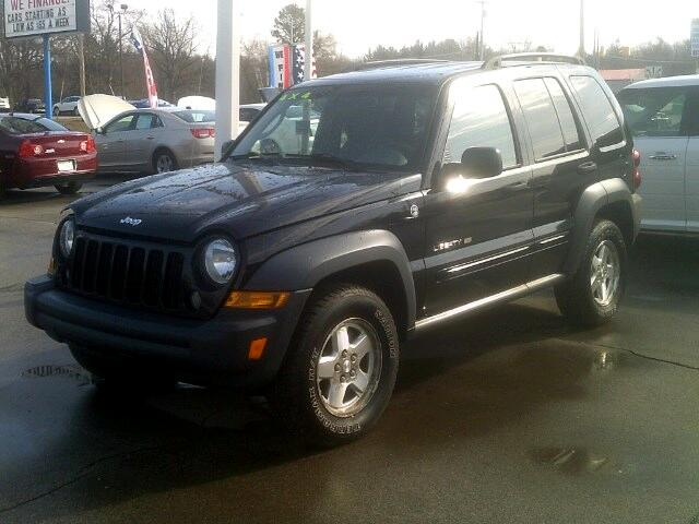 2007 Jeep Liberty 3.7L 4WD