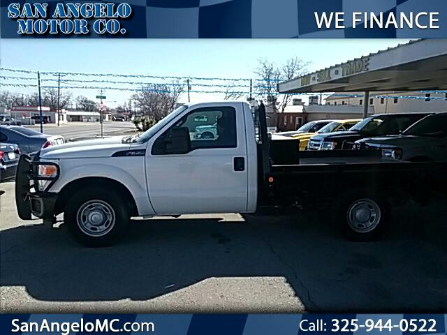 2014 Ford F-350 SD XLT 2WD